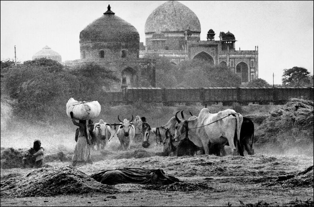 Изумляющая Индия в объективе легендарного Рагху Рая-11