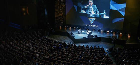 Рубен Варданян и «Атланты» стали партнерами
