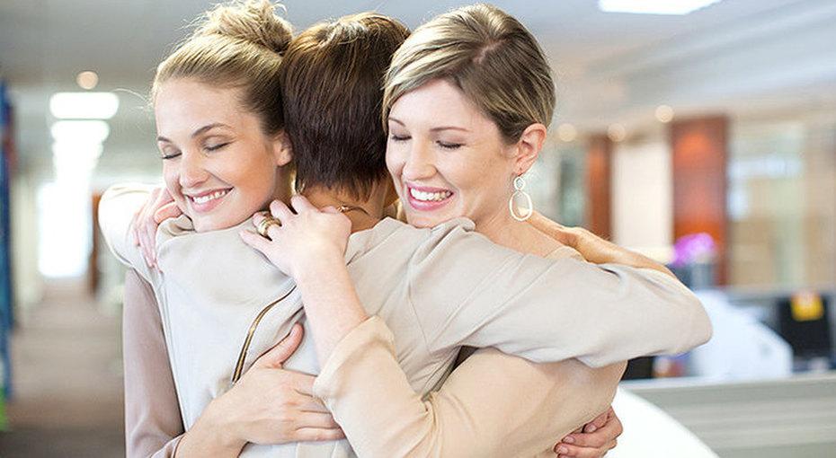 Женская дружба имужская поддержка: что мы делаем лучше