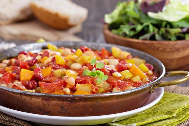 Летнее блюдо — Овощное рагу …