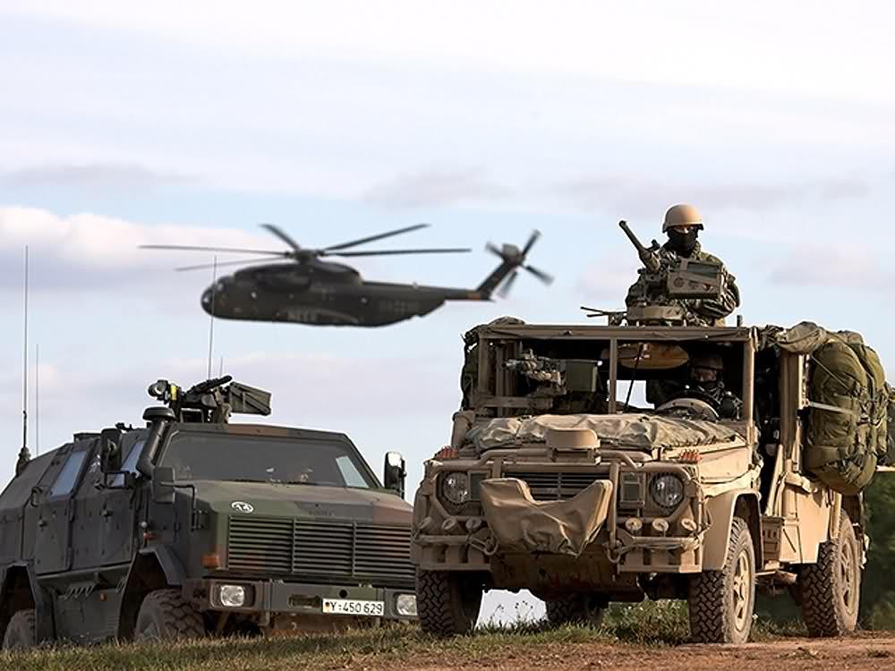 Российские военные проинспектируют учения НАТО в Великобритании