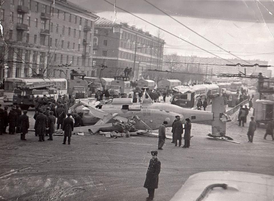Авария вертолета Ка-27 в Казани. Откуда взялся Отдельный казанский противотрамвайный авиационный полк