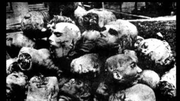 1914: Начало войны, начало резни