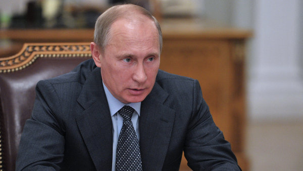 Путин провел ряд кадровых перестановок в силовых структурах