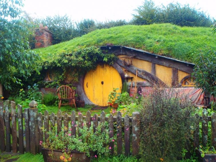 Сказочные дома для истинных ценителей природы