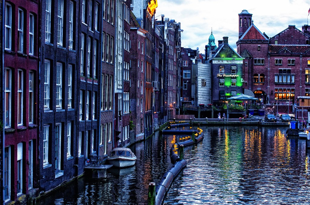 ТОП-7 самых красивых городов на каналах-7