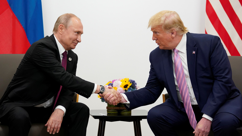 Трамп повторно призвал пригласить Россию на саммит G-7