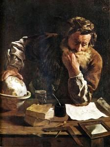 Тайна рукописи Архимеда