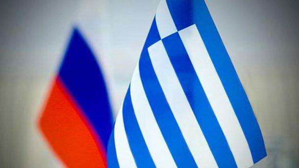 Почему Греция вдруг выступил…