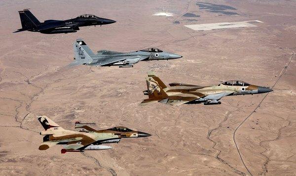 США хотели с помощью Израиля развязать новую войну