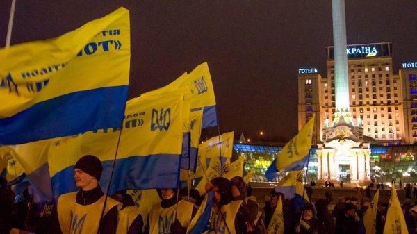 """Западу больше не нужна единая Украина: За """"европейских выбор"""" плата территориями"""