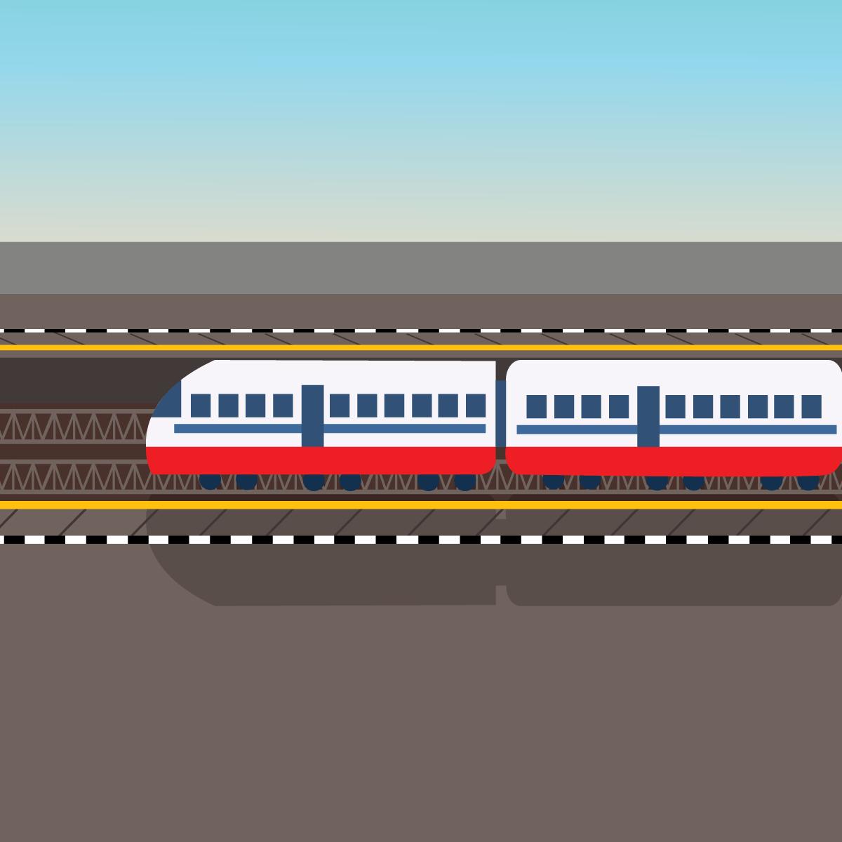 Анекдот про бригадира поезда истранных таможенников