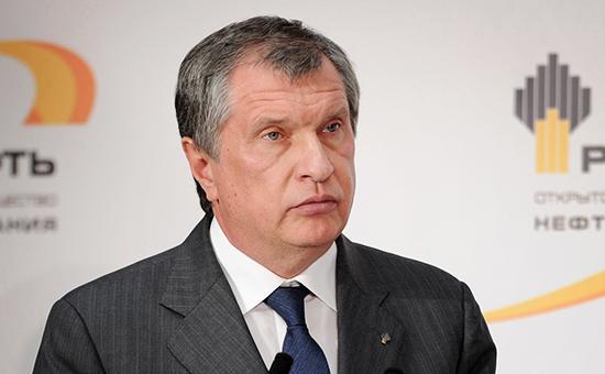 Игорь Сечин рассказал о глобальном переключателе на рынке нефти
