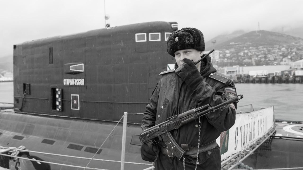 """""""Лошарик"""" против """"Сивулфа"""". Как Россия и США ведут тайную подводную войну"""