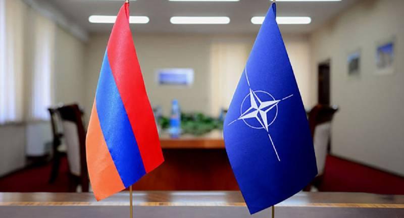 Армения дрейфует в НАТО?