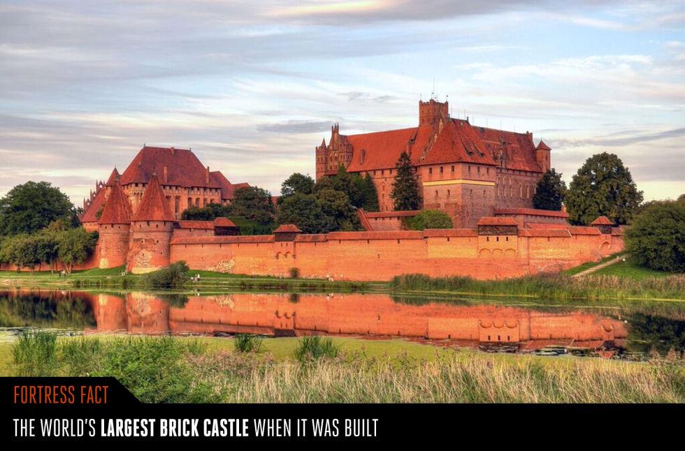 15 наиболее впечатляющих крепостей в универсуме