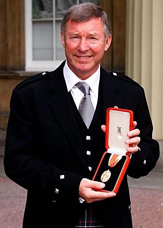 047 Алекс Фергюсон: Самый титулованный тренер Манчестер Юнайтед