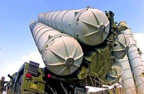 Русские С-300 в Сирии против израильских «камикадзе»