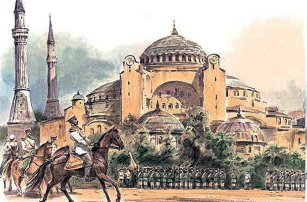 Несбывшаяся мечта XIX века о возвращении Константинополя остается актуальной до сих пор