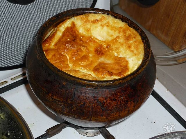Необычные блюда в горшочках в духовке рецепты