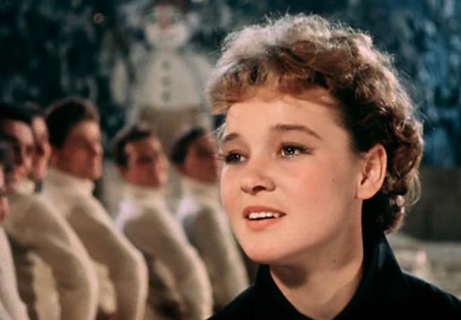 «Карнавальная ночь», 1956 (кадр из фильма)