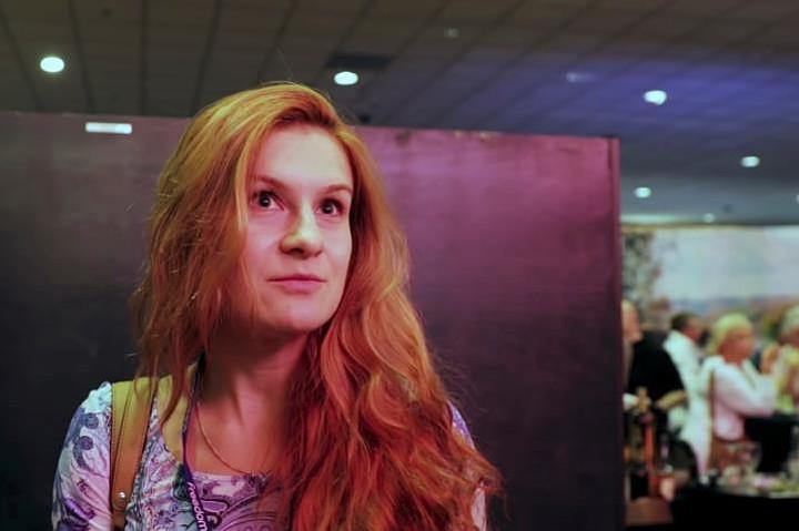 Посольство РФ: Мария Бутина просила родителей не волноваться