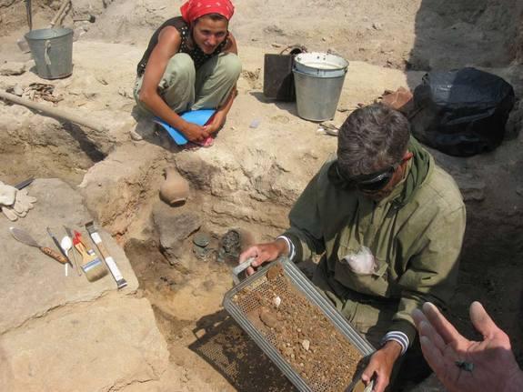 В Крыму найден богатый клад времён Боспорского царства