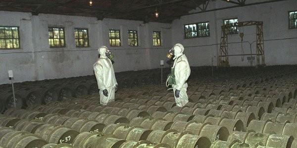 Снова спалились: На складах сирийских боевиков найдены отравляющие вещества из США и Великобритании