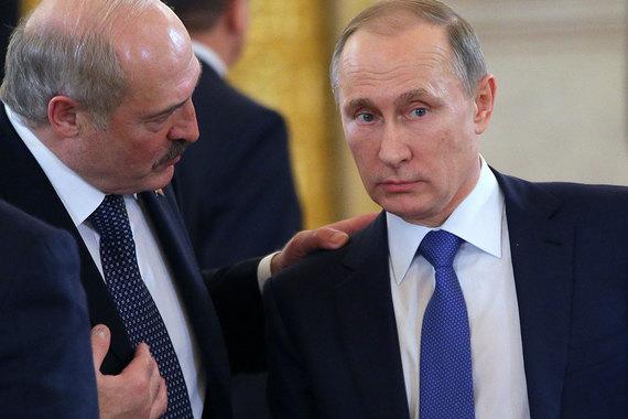 Просить деньги надо правильно:Лукашенко перепутал Путина с Медведевым в Минске