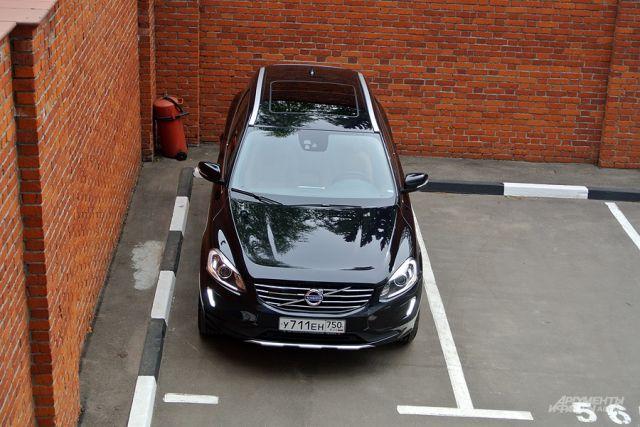 Volvo отзывает более 3,3 тысяч автомобилей в России