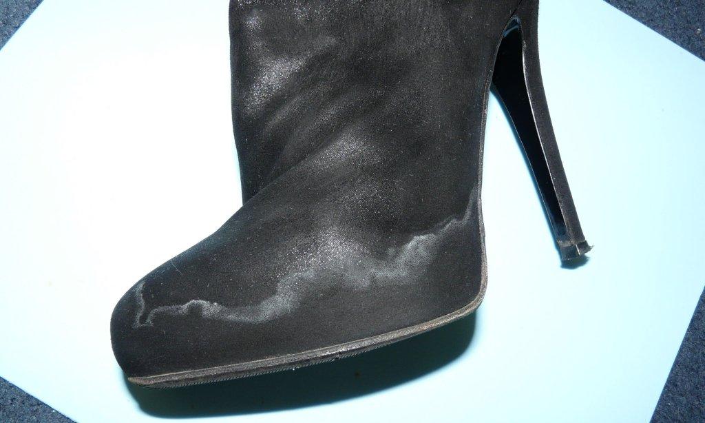 5 простых способов, которые помогут спасти вашу обувь от соли