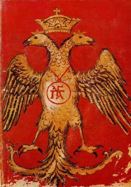 Откуда на Руси появился двуглавый орел