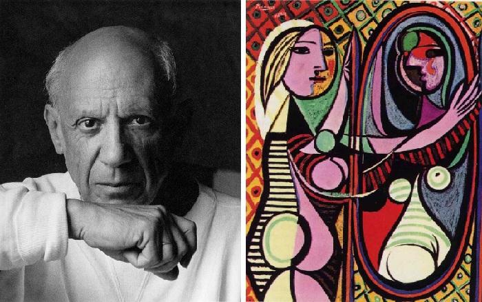 Пабло Пикассо. Занимательные факты из жизни знаменитых художников
