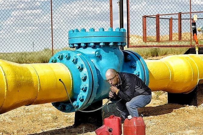 Почему европейский газ для Украины «дешевле» российского