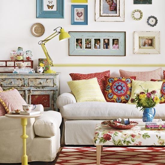 Магия цвета: 7 беспроигрышных цветовых акцентов для бежево-серой гостиной фото 8