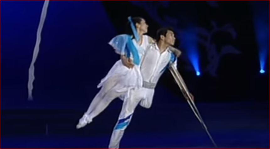 """""""Рука в руку"""" или """"Жизнь для жизни"""" - китайский балет инвалидов"""