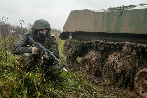 Путин установил численность российской армии в 1,9 миллиона человек