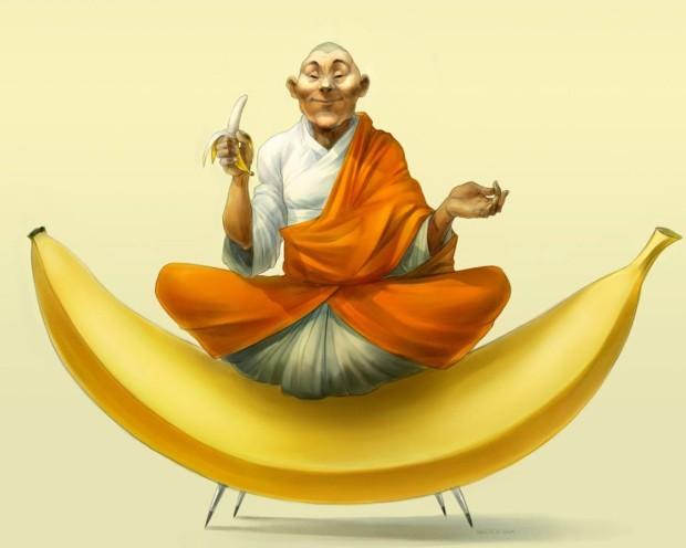 Что может произойти, если съедать по два банана в день