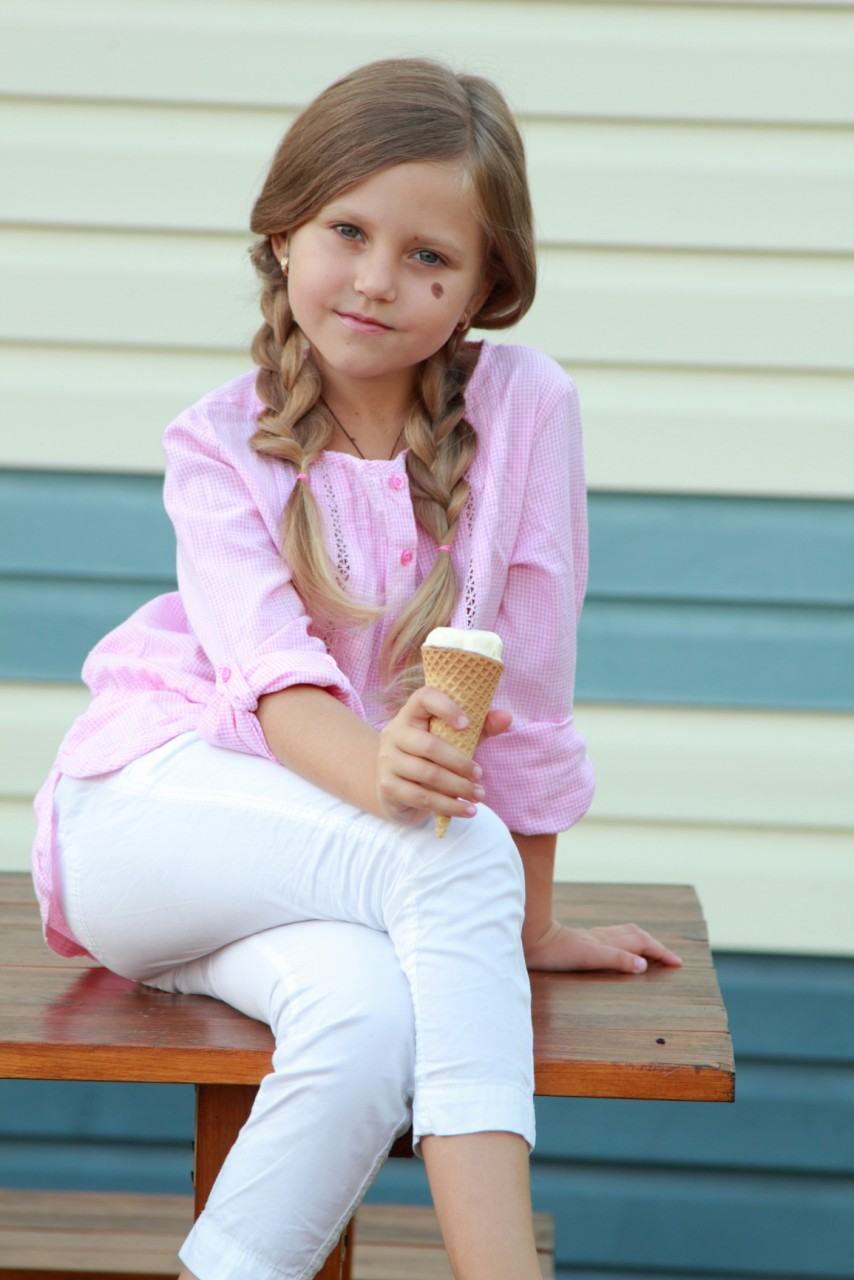 Дети фото 8 летние девочки
