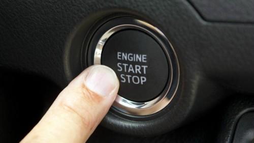 Бесключевой запуск мотора может быть запрещен