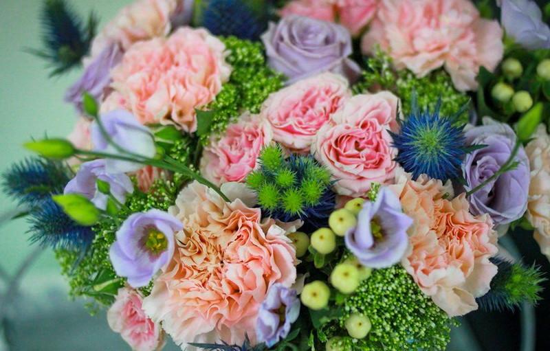 6. Свежие цветы Аспирин, быт