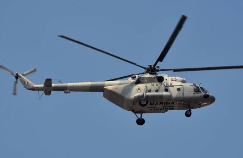 Мексика планирует закупить дополнительную партию российских Ми-17