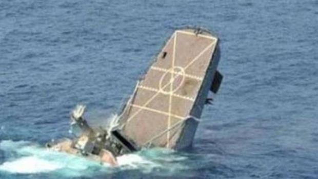 """Фото дня. Бойцы Йемена превращают саудовский флот в """"подводный"""""""