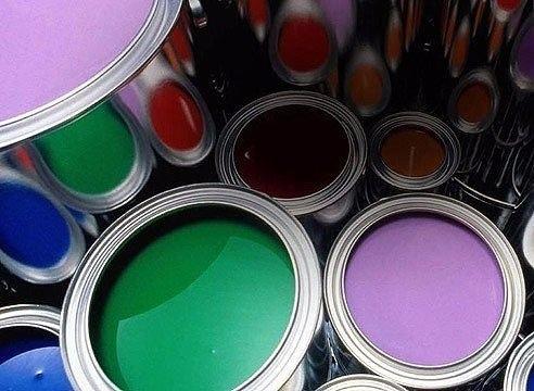 Маркировка красок