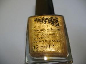 Лак для ногтей «mosaic effects» от Avon