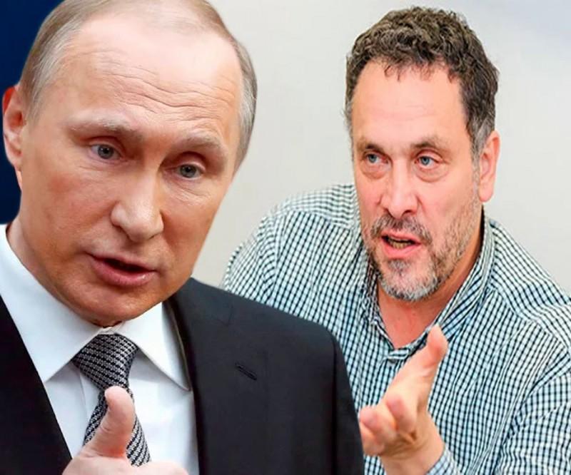 Максим Шевченко: в чьих интересах действует президент Путин?
