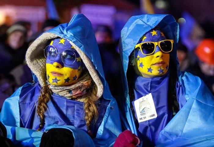 В Киеве сыпятся обвинения Западу: «весь мир боится сильной Украины!»