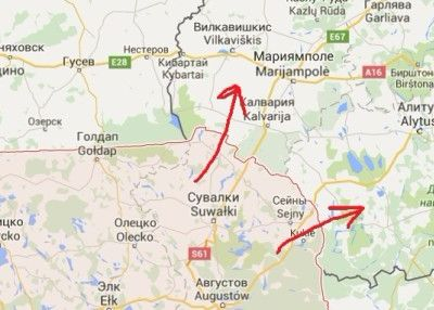 «Сувалковский коридор» – находка для ИГИЛ