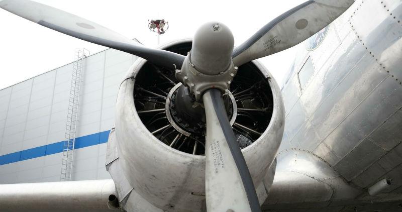 В Подмосковье разбился пассажирский самолет АН-148