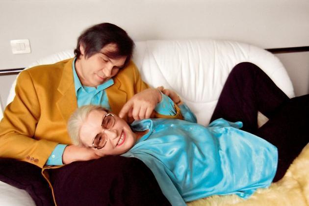 Бари Алибасов и Лидия Федосе…